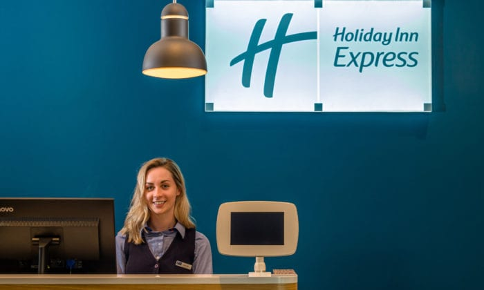 Holiday Inn Express Bodmin 035