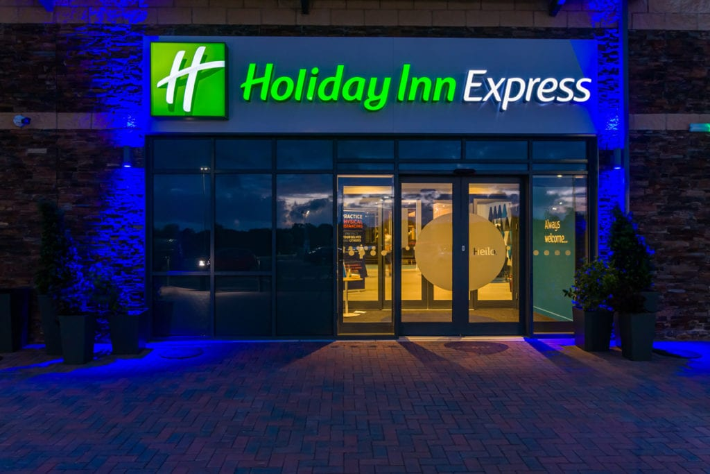 Holiday Inn Express Bodmin 142